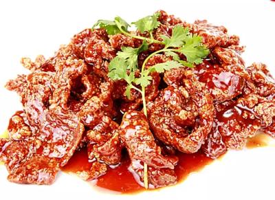 DHHX【东海海鲜】陈皮牛肉 Orange Beef