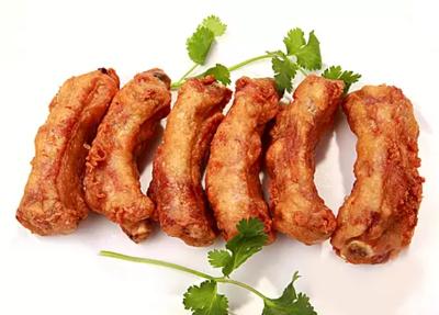 DHHX【东海海鲜】金牌蒜香骨(5条)Fried Garlic Pork Spare Ribs (5 pcs)