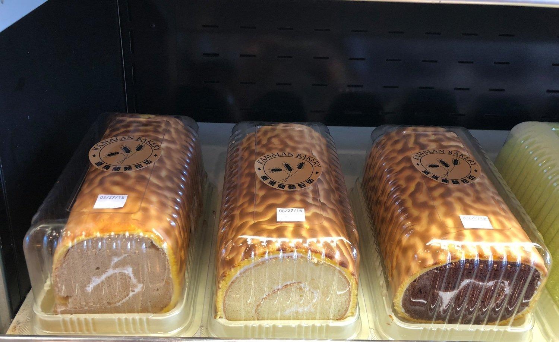 GML【葛玛兰】虎皮蛋糕卷 Tiger Skin Cake Roll  (Cut-off @9:00AM)