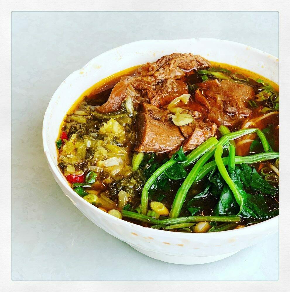SD【山东面馆】牛肉面 Roast Beef Noodle (Closed Monday)