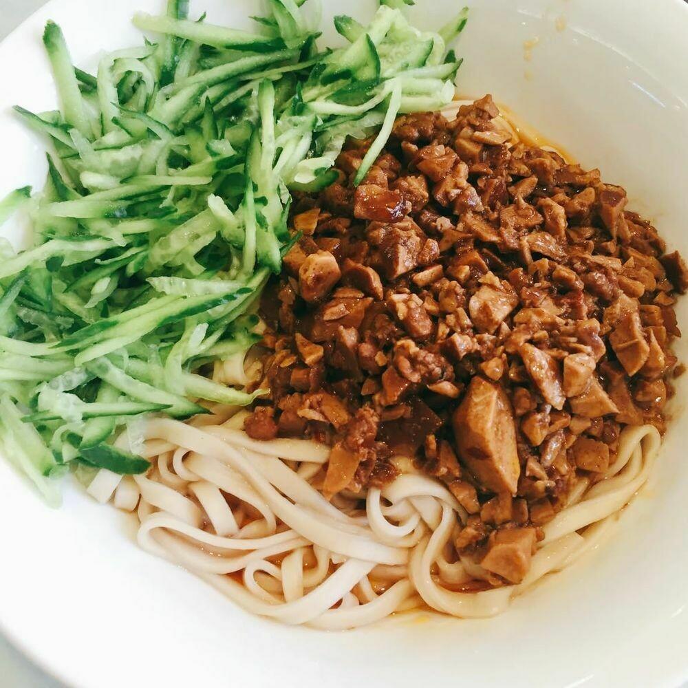 SD【山东面馆】豆瓣炸酱面 Bean Sauce Noodle (Closed Monday)