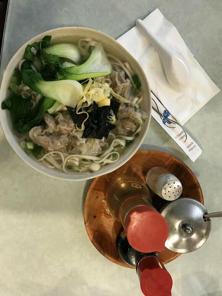 SD【山东面馆】温州馄饨面 Wenchou Won Ton Noodle (Closed Monday)