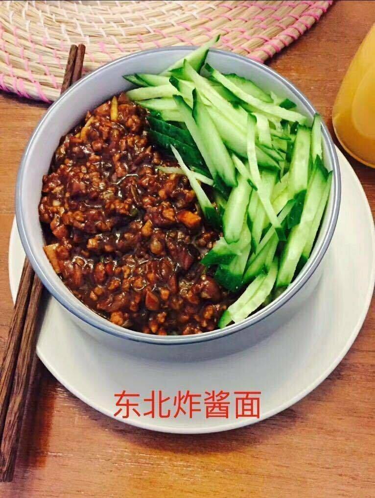 TTLC【天天撸串】东北炸酱面 Northeast Noodle