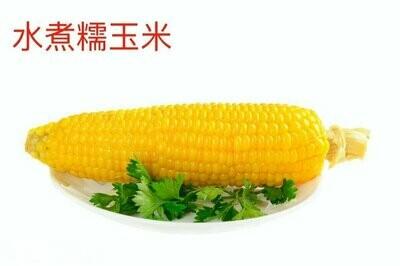 TTLC【天天撸串】水煮糯玉米 Boiled Corn
