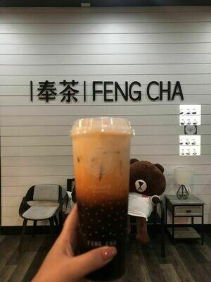 FC【奉茶】THAI MILK TEA