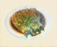 ZWHN【滋味湖南】咸蛋黄蒸茄子 Steam Eggplant with Salt Egg Yolk