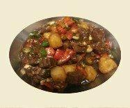 ZWHN【滋味湖南】干锅土豆烧牛腩 Dried Pot Potato Fried Sirloin