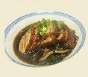 ZWHN【滋味湖南】梅菜扣肉 Pork with Preserved Vegetable