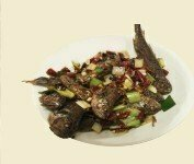 ZWHN【滋味湖南】火爆小黄鱼 Hot & Spicy small Fish