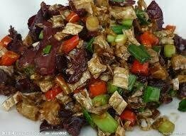 ZWHN【滋味湖南】白辣椒炒腊牛肉 Sauteed Beef with Dried White Chili