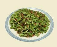 ZWHN【滋味湖南】空心菜梗炒小鱼 Won Choy Stem with Dried Small Fish