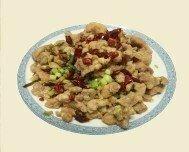 ZWHN【滋味湖南】香辣无骨鸡丁(干) Hunan Diced Chicken with Hot Sauce (Dried)