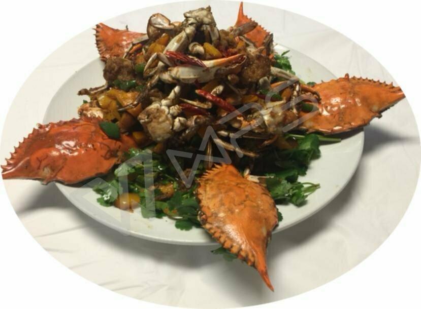 ZWHN【滋味湖南】香辣青花蟹 House Special Spicy Crab
