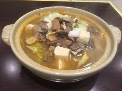 WJX【味佳香】台式羊肉炉  (每周一休息)