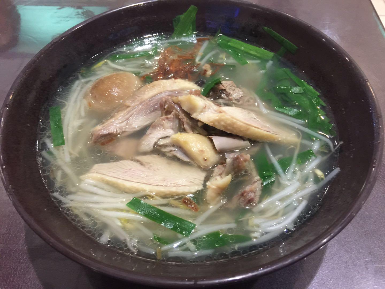 WJX【味佳香】鸭肉粉丝汤(冬粉/面)  (每周一休息)
