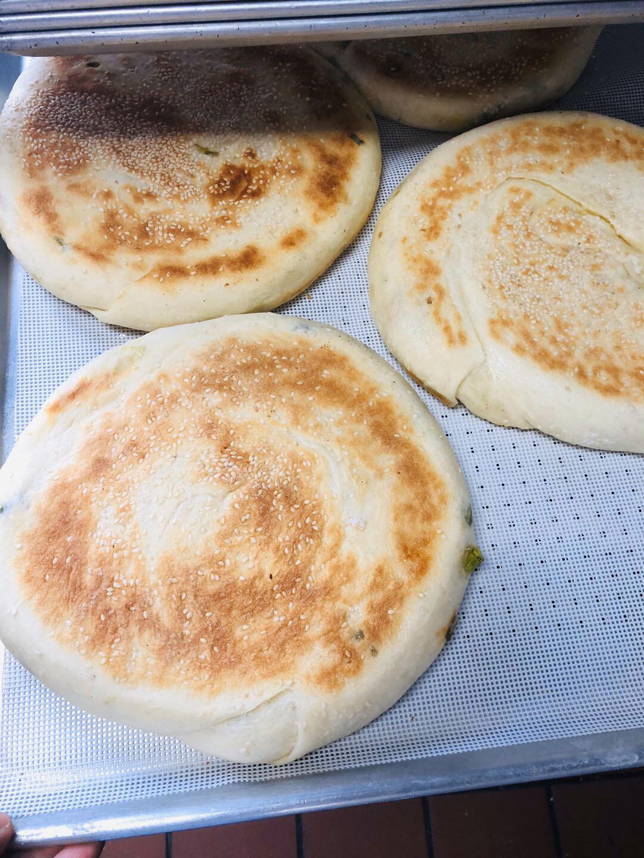 BFMS【北方面食】芝麻大饼1张