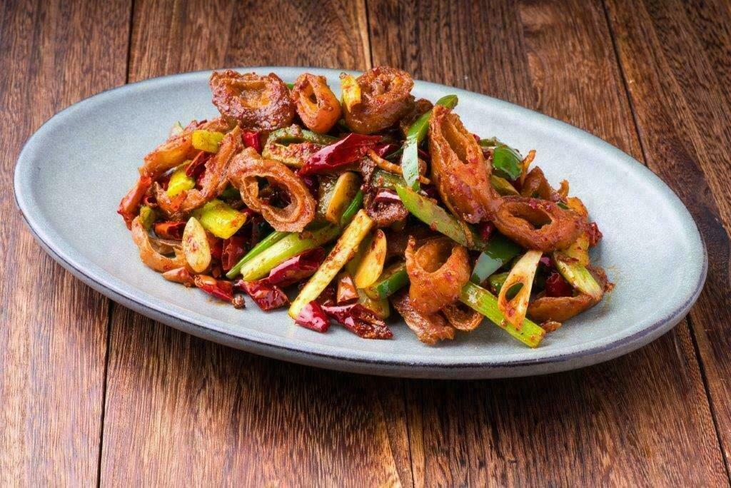 XXCT【小熊川菜CT】干煸大肠 Crispy and Spicy Pork Intestines (除节假日外每周二休息)