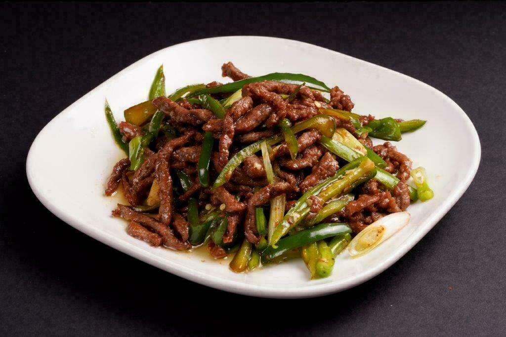 XXCT【小熊川菜CT】小椒牛肉丝 Baby Pepper and Shredded Beef (除节假日外每周二休息)