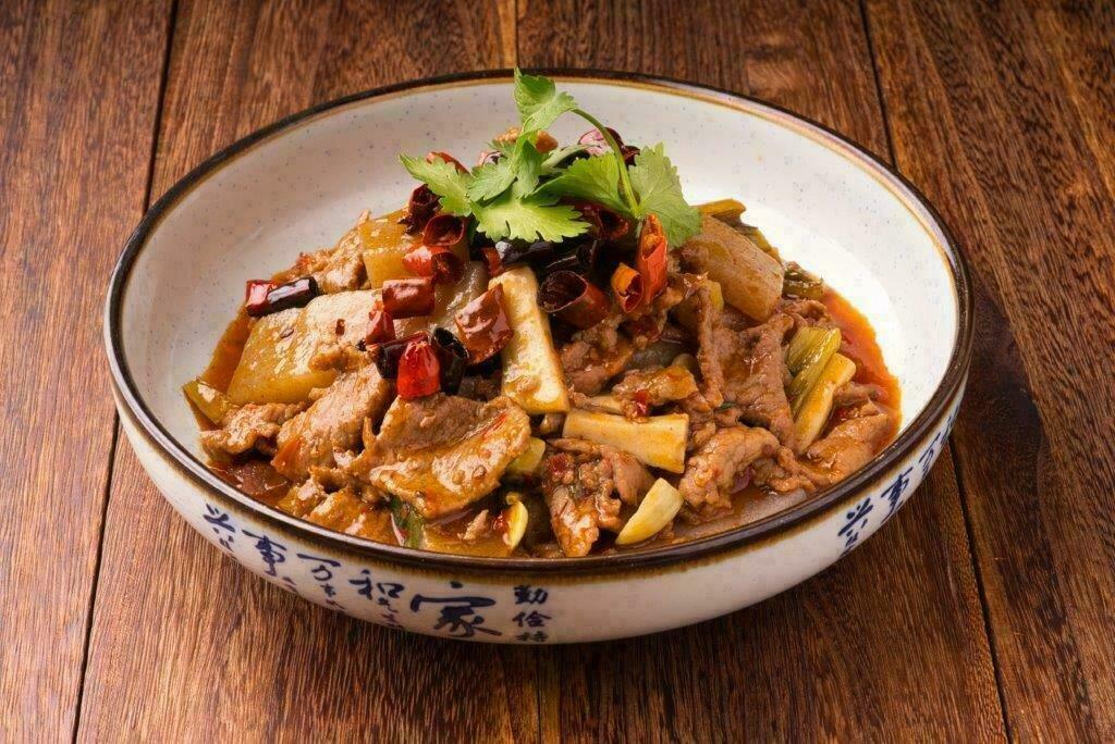 XXCT【小熊川菜CT】馋嘴魔芋嫩牛肉 Devourable Beef Pot (除节假日外每周二休息)