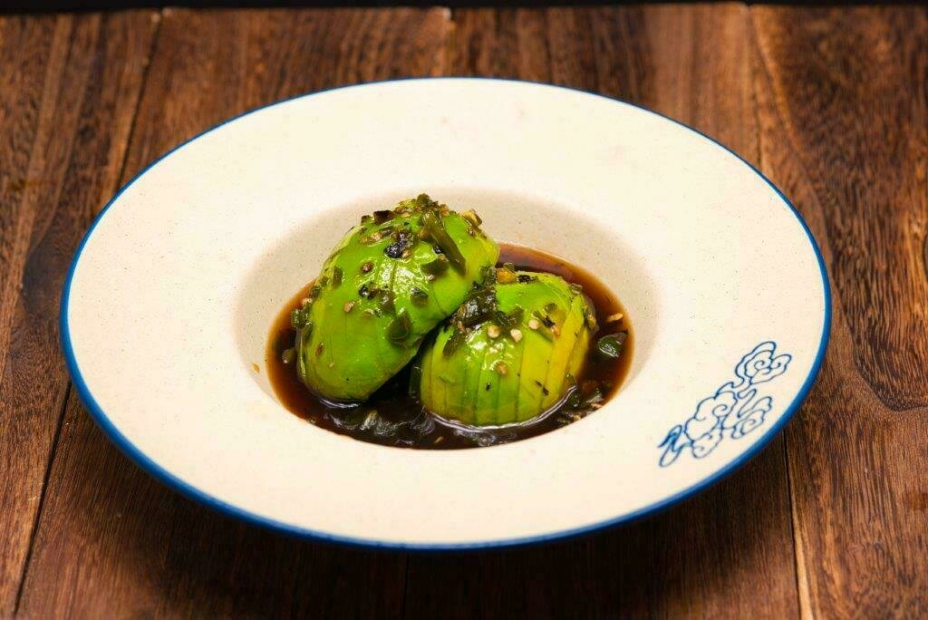 XXCT【小熊川菜CT】❄烧椒牛油果 Avocado Charred Pepper Salad(除节假日外每周二休息)