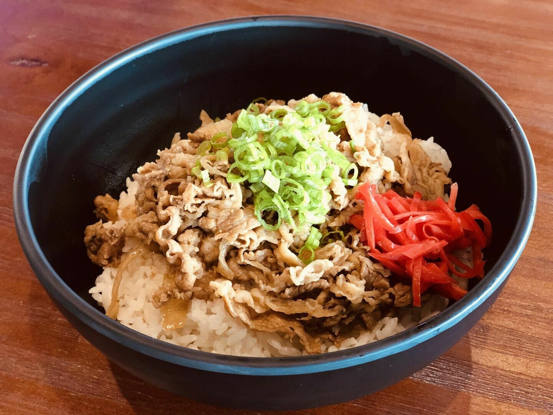 【Asia Blue】日式牛丼饭 Japanese Style Beef Sukiyaki Rice