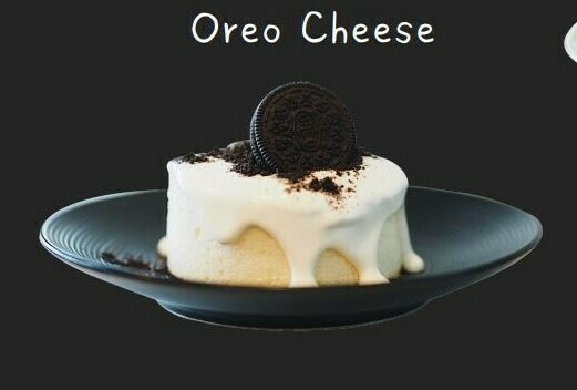 FC【奉茶】Oreo Cheese Milk Foam Cake