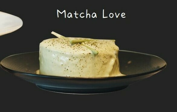 FC【奉茶】Matcha Love Milk Foam Cake