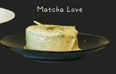 FC【奉茶】Matcha Love Milk Foam Cake