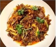 KLM【坤拉面】夫妻肺片 Sliced Beef With Sichuan Style