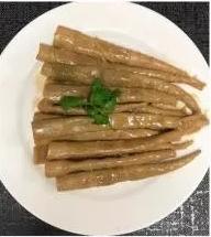 KLM【坤拉面】油焖笋 Braised Bamboo
