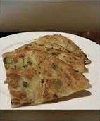 KLM【坤拉面】葱油饼 Green Onion Pan Cake