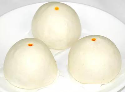 DHHX【东海海鲜】奶黄包 Egg Milk Sweet Bun
