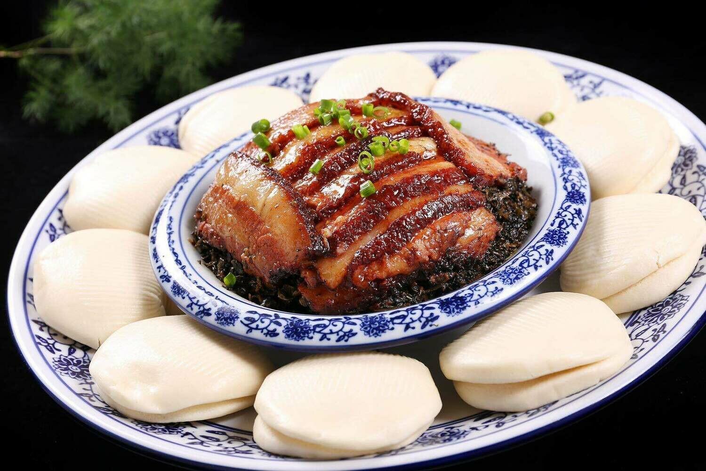 XZXW【湘知湘味】梅菜扣肉(微辣,配荷叶饼)