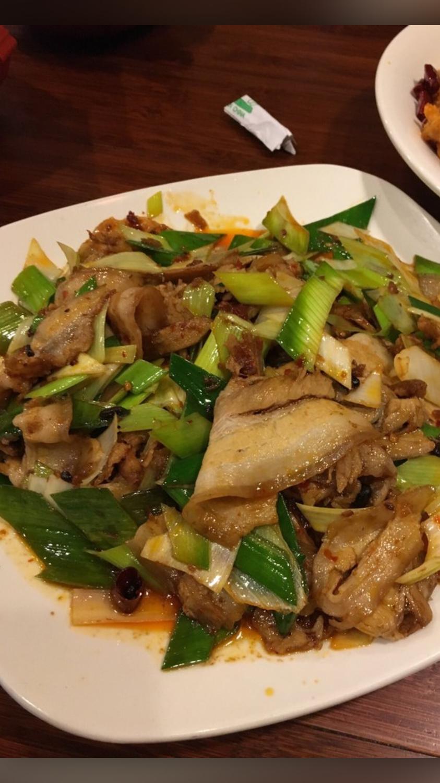 ZWCD【滋味成都】回锅肉 Twiced Cooked Pork (周二休息,晚餐不配饭)