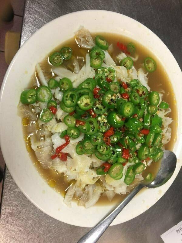ZWCD【滋味成都】双椒牛百叶 Beef Tripe with Red and Green Pepper (周二休息,晚餐不配饭)
