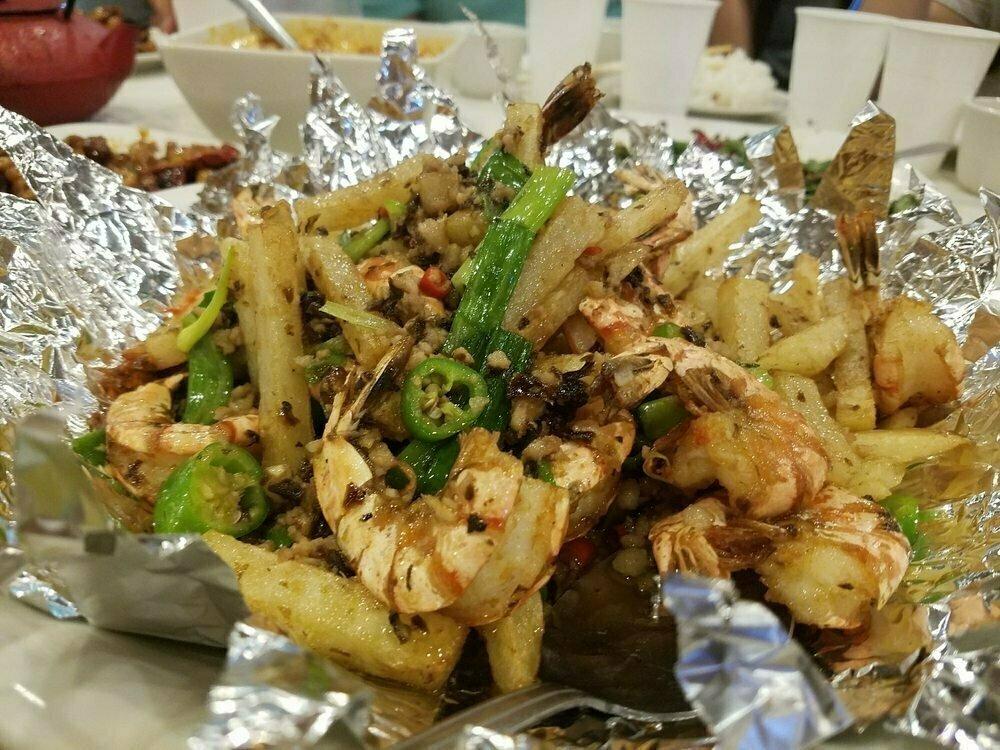 ZWCD【滋味成都】猜猜虾 Guess Guess Shrimp (周二休息,晚餐不配饭)
