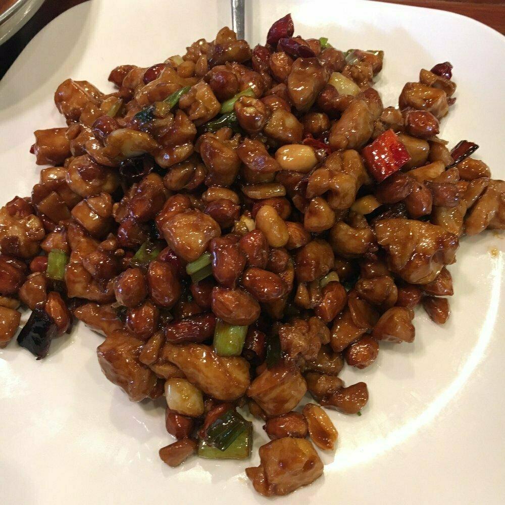 ZWCD【滋味成都】宫保鸡丁 Kung Pao Chicken (周二休息,晚餐不配饭)