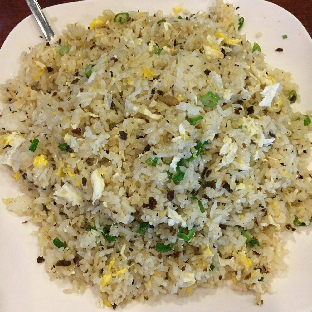 ZWCD【滋味成都】成都炒饭 Chengdu Style Fried Rice(周二休息,晚餐不配饭)