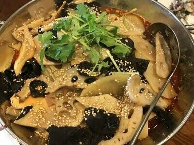 ZWCD【滋味成都】冒素菜 Vegetables (周二休息,晚餐不配饭)