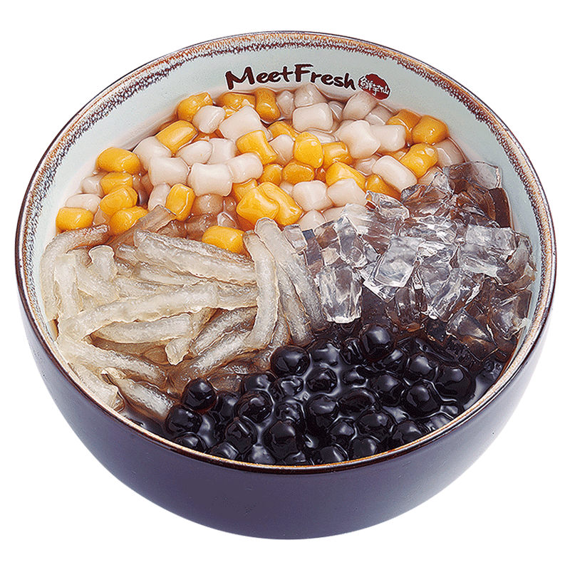 XYX【鲜芋仙】烧仙草6号 Hot Grass Jelly #6