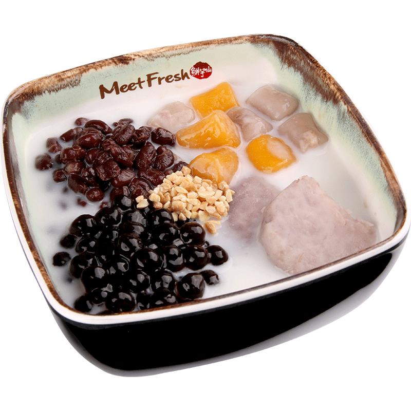 XYX【鲜芋仙】热杏仁烧4号 Hot Almond Soup #4