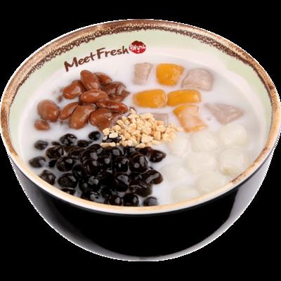 XYX【鲜芋仙】热杏仁烧5号 Hot Almond Soup #5