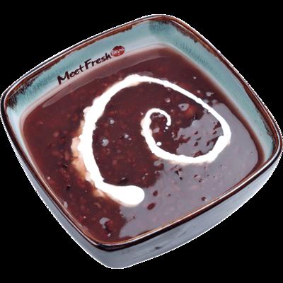XYX【鲜芋仙】紫米粥 Purple Rice Soup