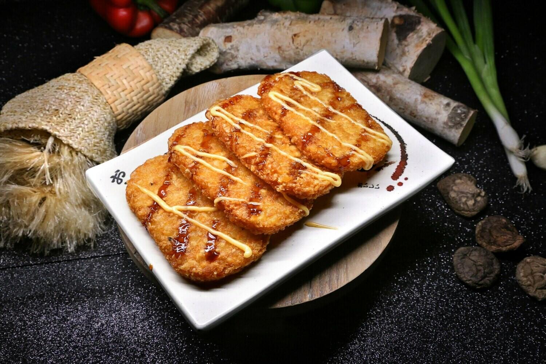 BLBQ【煲来饱去】土豆饼