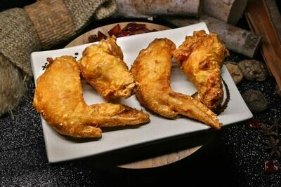BLBQ【煲来饱去】鸡翅