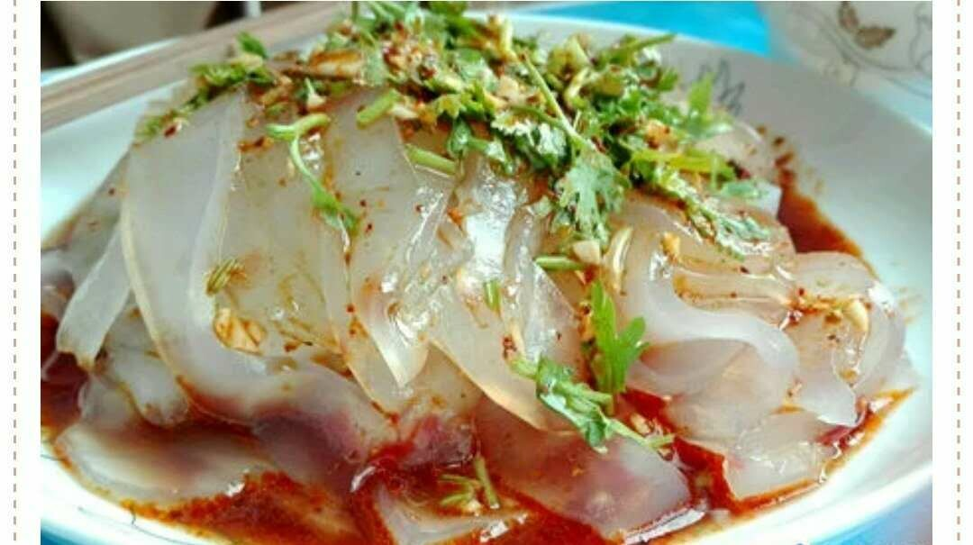DYC【独一处】蒜泥拉皮 La Pi in Garlic Sauce