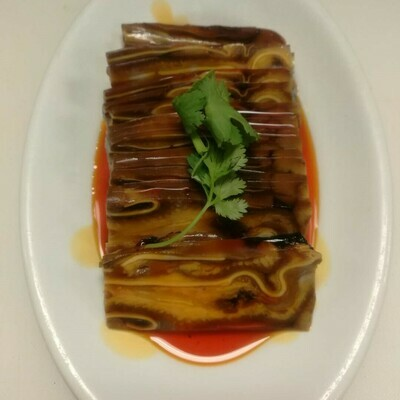 DYC【独一处】红油耳丝 Stewed Pig Ear in Hot Sauce