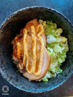 RHW【日和屋】叉烧饭(周一休息)