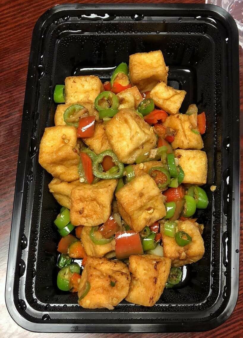 ZWHN【滋味湖南】臭豆腐 Bean Curd with Odor