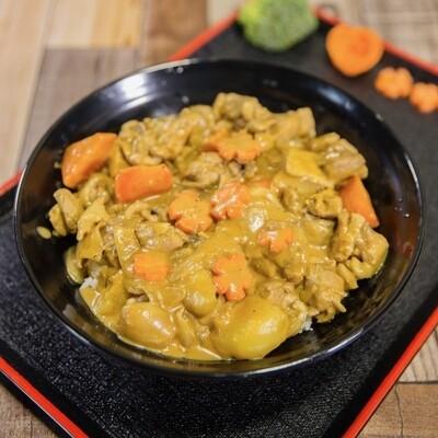 LT【龍堂】日式咖喱鸡饭Japanese Curry Chicken W/Rice